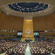 Exsangue financièrement, l'ONU voit rouge pour 2020