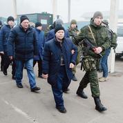 Vaste échange de prisonniers entre Kiev et les séparatistes