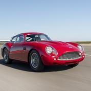 Aston Martin DB4 GT Zagato, un parfum de nostalgie