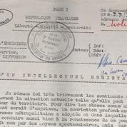 Un texte inédit d'Albert Camus retrouvé dans les archives du général de Gaulle