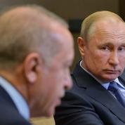 Moscou préoccupé par la marche turque en Libye