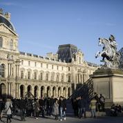 Le Louvre en dessous de son record de 2018