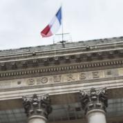 La Bourse de Paris rattrapée par les tensions au Moyen-Orient