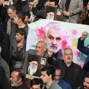 À Téhéran, la rue scande «mort à l'Amérique» et crie vengeance