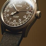 Oris, une montre qui fait date