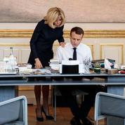 Dans le secret de l'Élysée: la vraie vie d'Emmanuel Macron dans son palais
