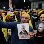 À Beyrouth, la foule du Hezbollah a écouté son chef défier l'Amérique