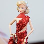 Ces 150 nuances de rouge qui ont fait tourner la tête de la poupée Barbie