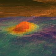 De nouveaux indices de volcans actifs sur Vénus