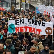 À la SNCF et à la RATP, les grévistes ont les moyens de continuer