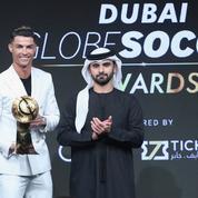 Ronaldo, une Rolex à un demi-million d'euros au poignet