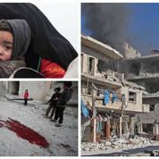 Près de neuf ans de conflit en Syrie
