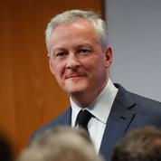 Taxe Gafa: Le Maire espère encore éviter les représailles de Trump contre la France