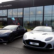 Aston Martin freiné par des ventes décevantes en Europe