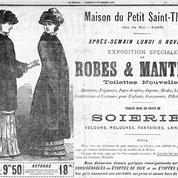 Soldes: tout commence au Petit Saint-Thomas à Paris en 1810