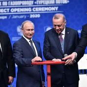 TurkStream, un gazoduc pour contourner les sanctions de l'UE