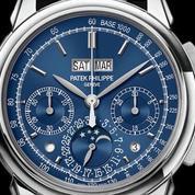 Rolex, Patek Philippe… Le luxe horloger cartonne sur eBay