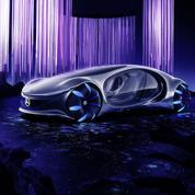 Mercedes Vision AVTR, l'étoile se fait un film d'anticipation
