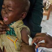 RDC: plus de 6000 morts dans la «pire épidémie de rougeole au monde»