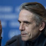 Jeremy Irons nommé président du jury du festival international du film de Berlin
