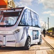 Navettes et véhicules collectifs, l'avant-garde des véhicules autonomes