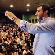 En Italie, Matteo Salvini à la reconquête du pouvoir