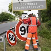 La Haute-Marne, premier département à rétablir le 90km/h