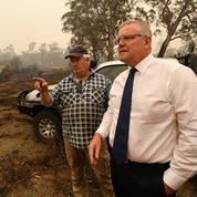 Scott Morrison, un premier ministre dépassé par l'ampleur de la catastrophe