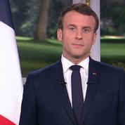 Sondage: Emmanuel Macron entame l'année en position de faiblesse