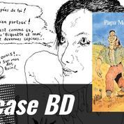 La case BD: Papa Maman Fiston ou la poésie sauvage de Lucas Méthé