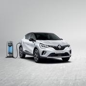 Renault Captur E-Tech Plug-in, seulement 32 g/km de CO2