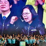 Taïwan choisit son avenir face à Pékin