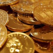L'or, ultime valeur refuge, est au plus haut depuis six ans