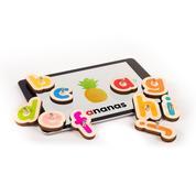 Marbotic, des jouets en bois pour apprendre sur iPad