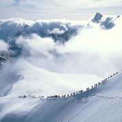 Chamonix: nos conseils pour préparer la descente à ski de la Vallée Blanche