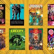 Chrononauts ,Archie ,Bitter Root ... Les comics les plus attendus de 2020