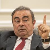 Carlos Ghosn: «Cette histoire ne tient pas la route»