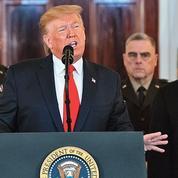 Donald Trump capitalise sur la colère des Iraniens après l'aveu de Téhéran
