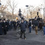 À Paris, les tournages plantent leur décor