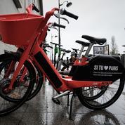 Vélos et trottinettes profitent de la grève à Paris