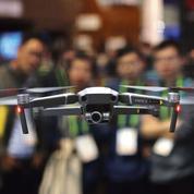 Les drones civils chinois sont menacés aux États-Unis