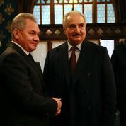 Les factions libyennes échouent à s'entendre sur un cessez-le-feu à Moscou