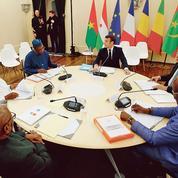 Réuni à Pau, le G5 Sahel fixe un nouveau cadre pour l'opération «Barkhane»