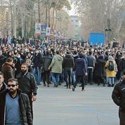 Iran: Rohani veut punir les coupables du crash du Boeing ukrainien