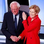 Primaire démocrate: la guerre est déclarée entre Bernie Sanders et Elizabeth Warren