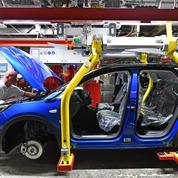 Coup de froid sur l'économie allemande, victime du ralentissement mondial