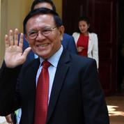Cambodge: l'opposant Kem Sokha devant ses juges
