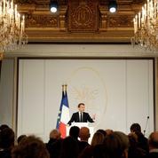 Retraites, communautarisme, municipales, Ghosn... Les confidences d'Emmanuel Macron en marge de ses «vœux à la presse»