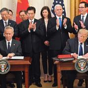 Les États-Unis et la Chine enterrent la hache de guerre commerciale