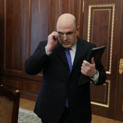 Russie: Mikhaïl Michoustine, un inconnu propulsé à la tête du gouvernement